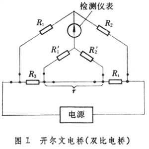 开尔文电路原理----ld33153(mc33153)应用参考